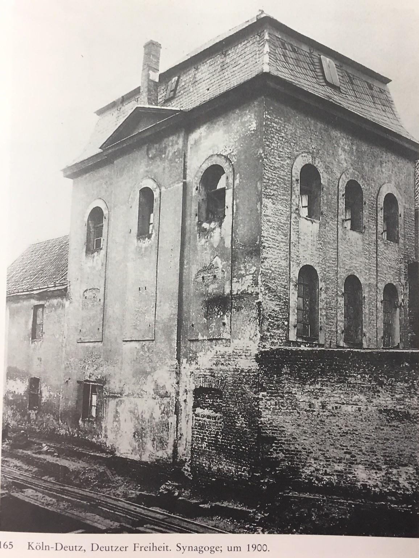 Synagoge Köln-Deutz   FUTURE HISTORY